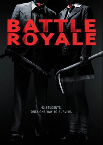 Battle Royale (2000). Photo credit: Metacritic