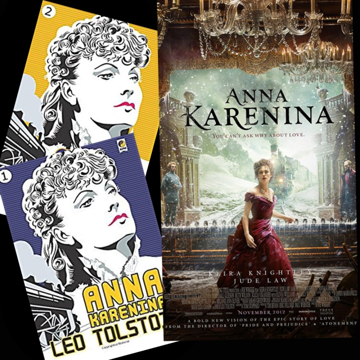 [Review Buku & Film] Anna Karenina: Sebuah Sindiran Terhadap Kaum BorjuisRusia