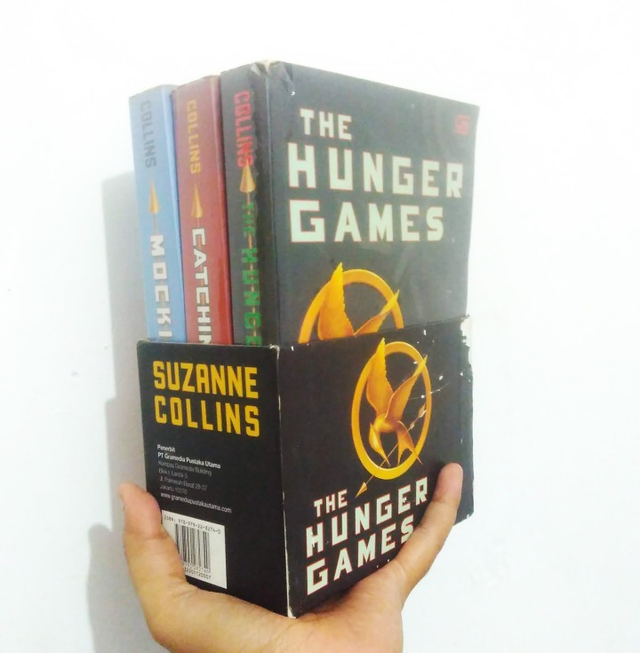 The Hunger Games Box Set. Photo: Tantri Setyorini