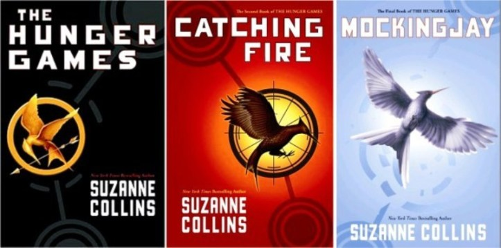 The Hunger Games (book) Trilogy