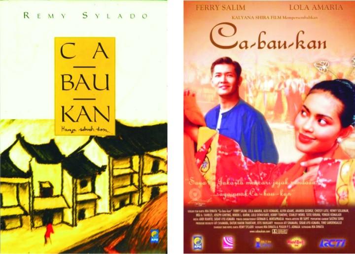 [Review Buku & Film] Ca-Bau-Kan: Hanya SebuahDosa