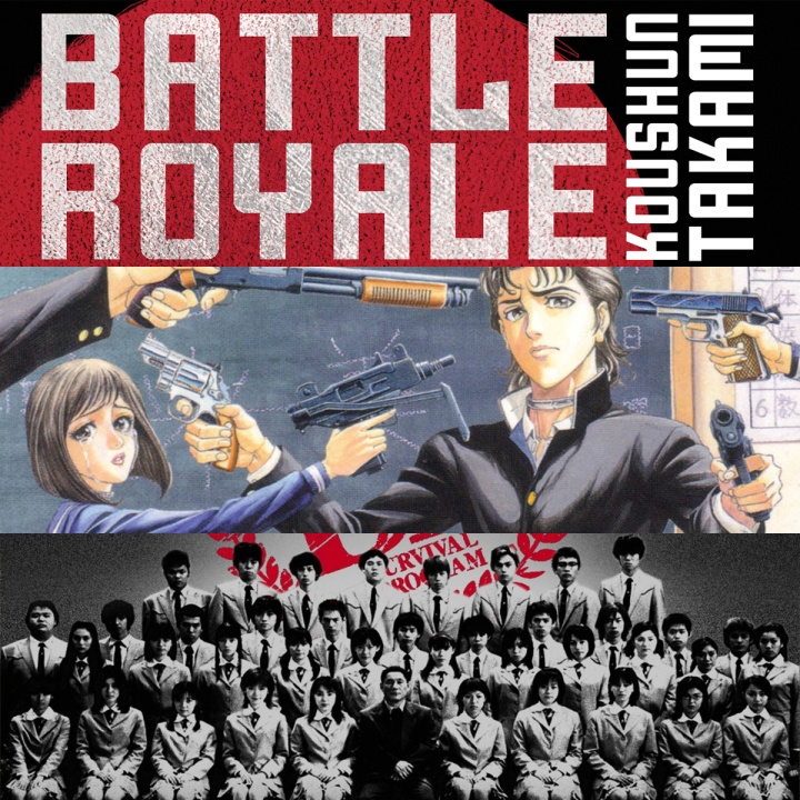 [Review Buku, Manga & Film] Battle Royale, Dystopia Klasik dari Koushun Takami