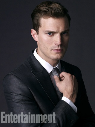 Jamie Dornan as Christian Grey  Photo by www.ew.com