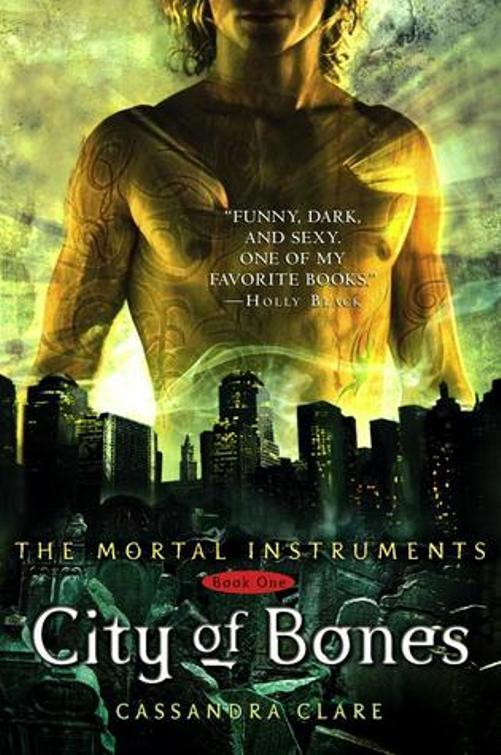 Review: City of Bones (Mortal Instruments#1)