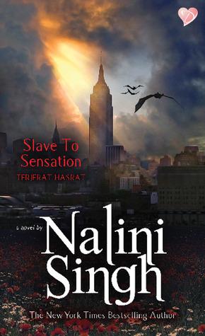 Slave To Sensation (Psy-Changeling#1)