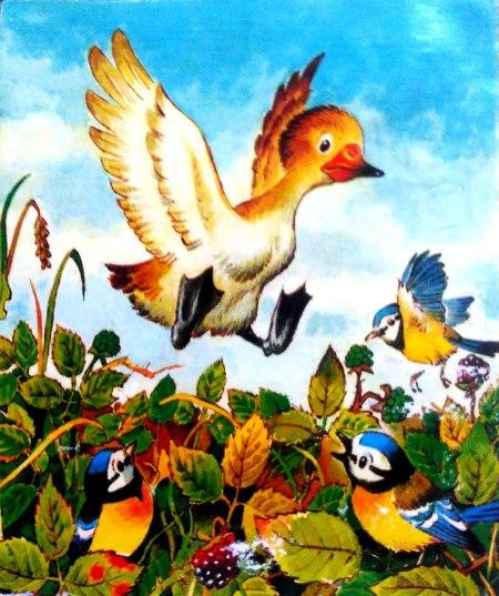 The Ugly Duckling - Untaian Mestika Kisah-Kisah Termasyhur IV