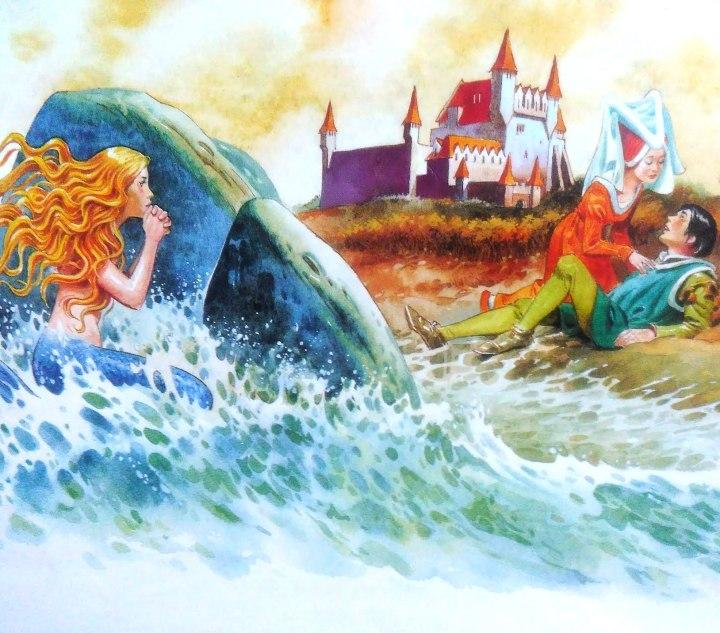 Little Mermaid - Untaian Mestika Kisah-Kisah Termasyhur IV