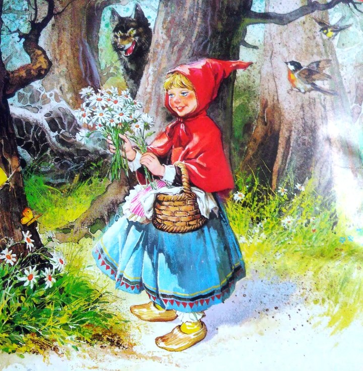 Little Red Riding Hood - Untaian Mestika Kisah-Kisah Termasyhur IV