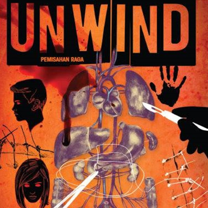 [Review Buku] Unwind: Pemisahan Raga (Unwind Dystology#1)