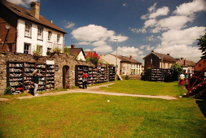 Hay-on-Wye, kotanya para penggila buku diWales
