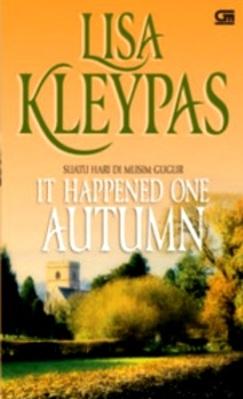 it happened one autumn1