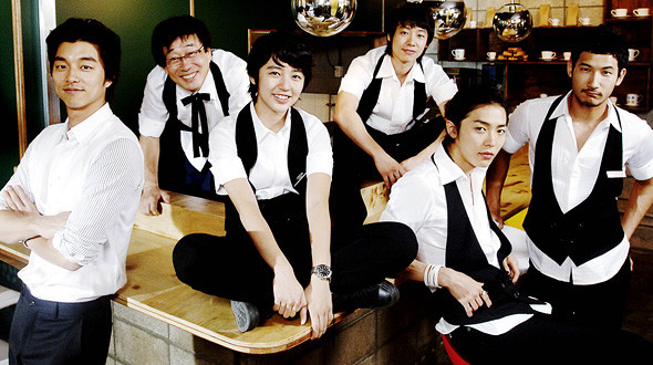 Coffee Prince drama. Photo by www.viki.com