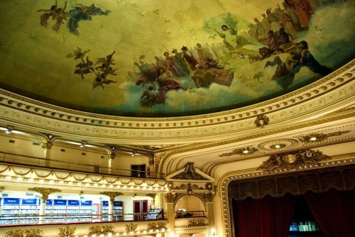 El Ateneo Grand Splendid. Photo by Flickr/Michellzappa
