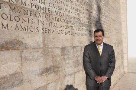 Izzeldin Abuelaish. Photo by www.arapacisinitiative.org