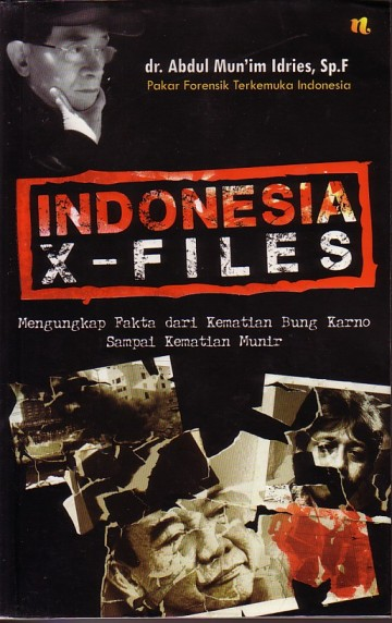 Indonesia X-Files.