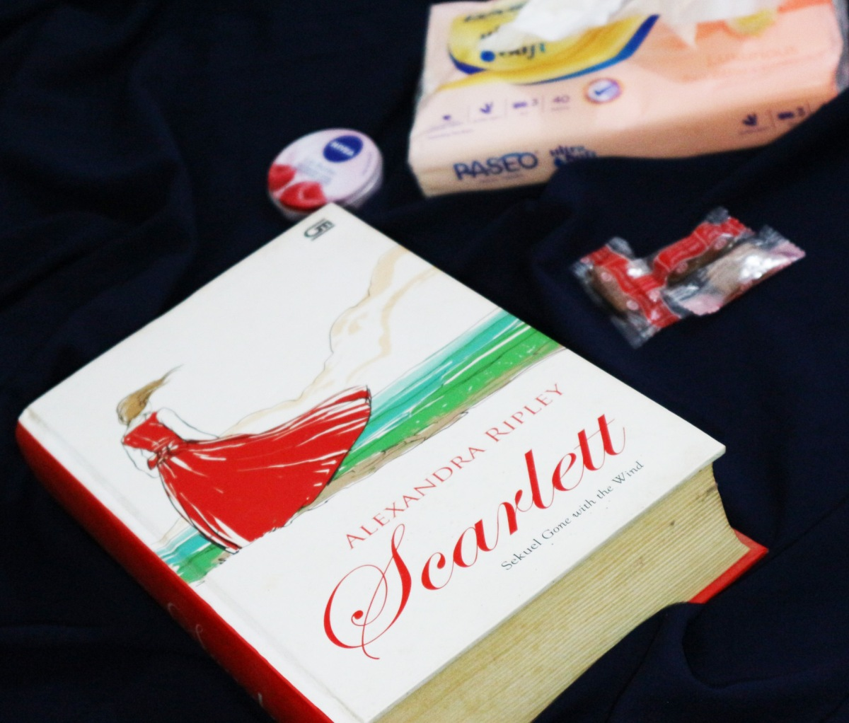 [Review buku] Scarlett (Gone With The Wind #2), Happy ending buat Scarlett O'Hara