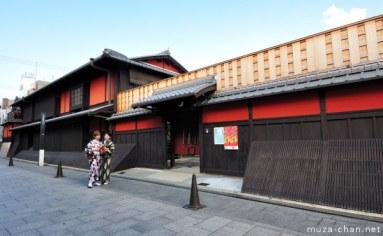 Ichiriki Teahouse. Photo by Muza-chan.net
