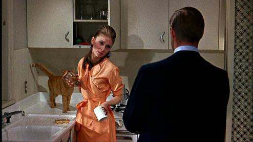 Audrey Hepburn dalam Breakfast at Tiffany's. Photo by dailyserving.com
