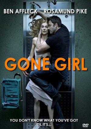 Gone Girl. Photo taken from Coverlib.com