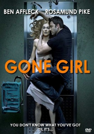 Gone Girl. Photo taken from Coverlib.com