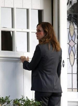 Emily Blunt (Rachel). Photo taken from DailyMail