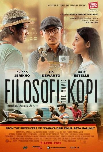 Filosofi Kopi The Movie. Photo credit: Visinema Pictures