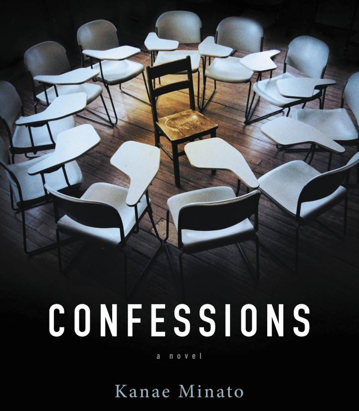 Confession (Kokuhaku) oleh Kanae Minato. Photo: Goodreads