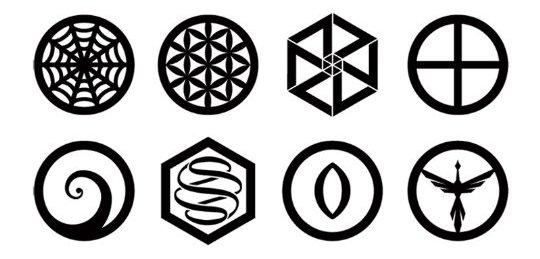 Simbol para peretas. Photo credit: Goodreads