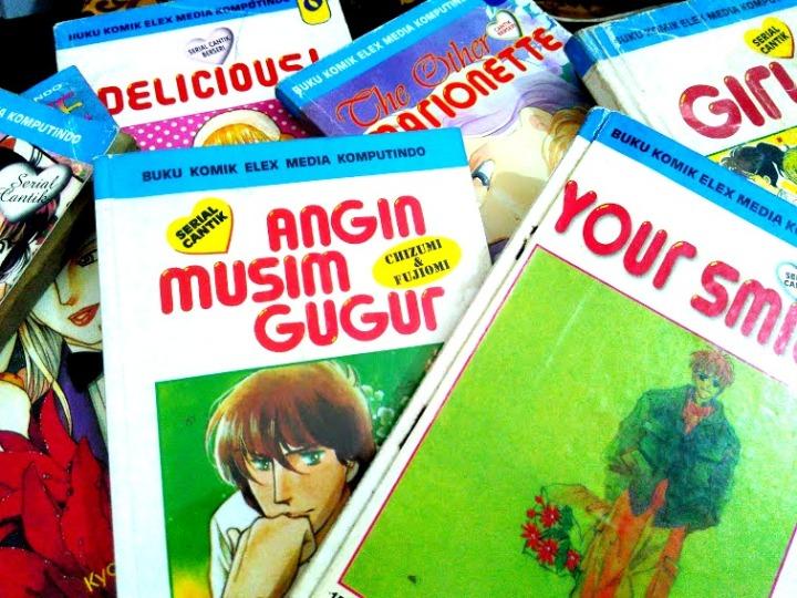 Nostalgia Bersama Kisah-Kisah Manis dari KyokoHikawa