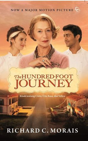 The Hundred-Foot Journey. Photo credit: Goodreads