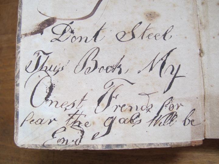 Zaman Dulu, Kutukan Mematikan Dipakai Untuk Lindungi ManuskripBerharga