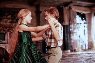 Finn dan Estella - Great Expectations (1998). Photo credit: Great Adaptations