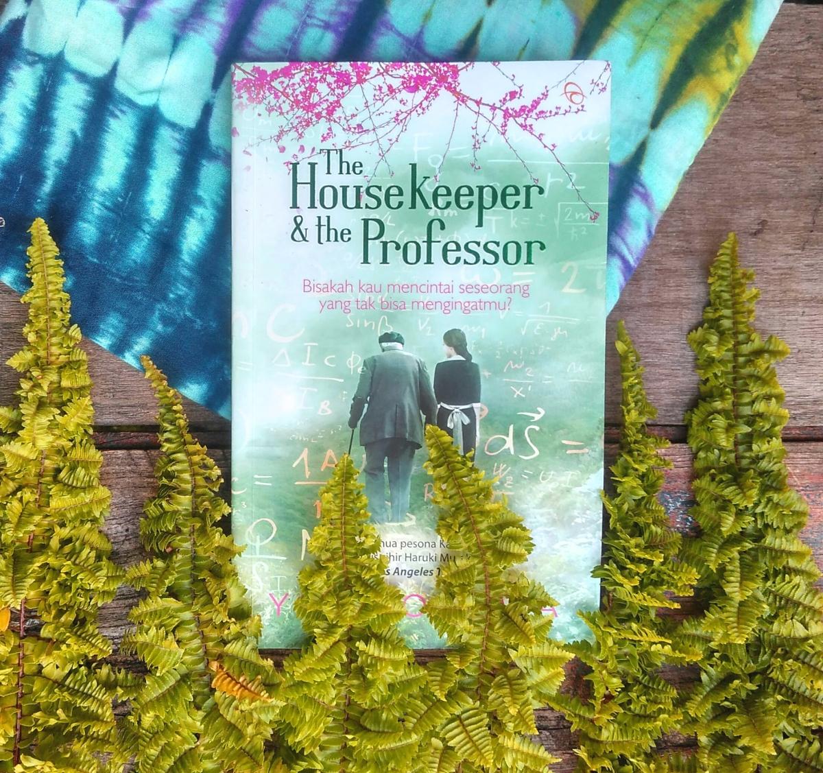 [Review buku] The Housekeeper & The Professor: Deretan Bilangan Prima pun Bisa Jadi Bait Puisi