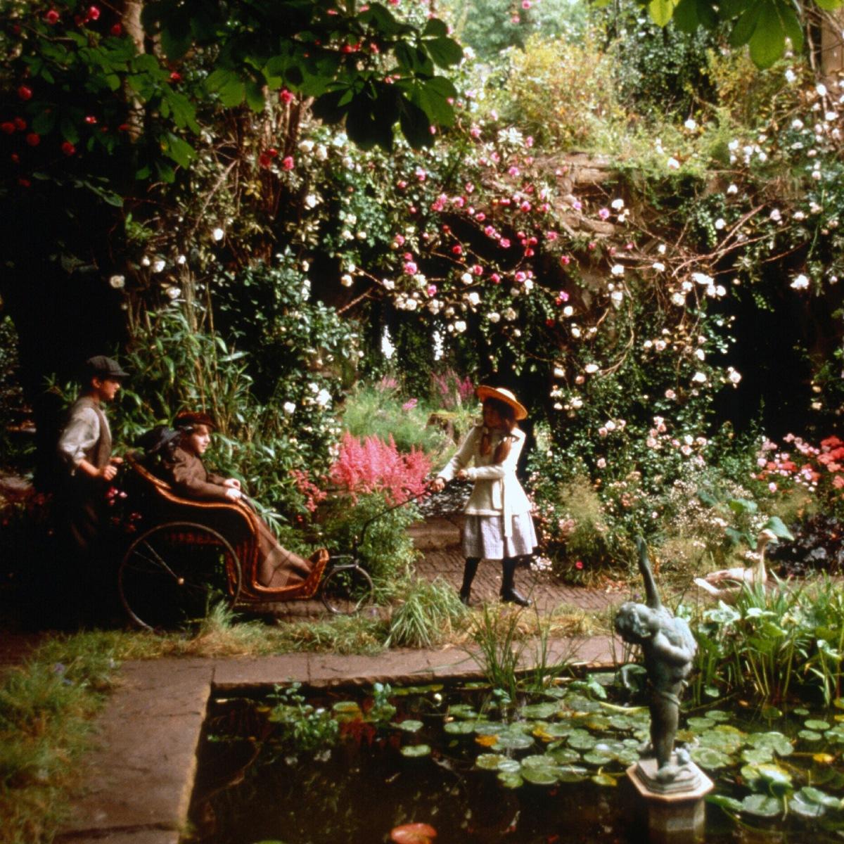 Menjelajahi Secret Garden Lewat Literatur