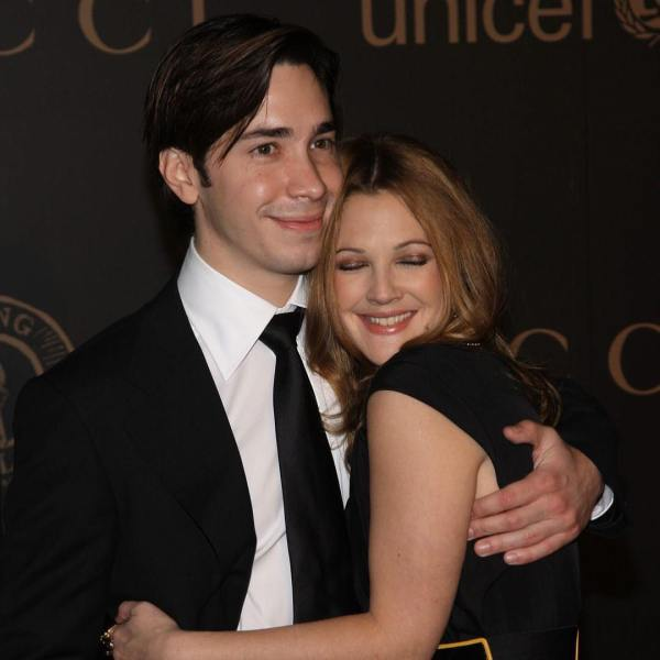 Justin Long - Drew Barrymore. Photo: Getty Images