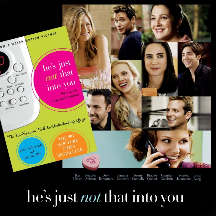 [Review buku & film]: He's Just Not That Into You – No Bulls**t Rules to Deal With Guys