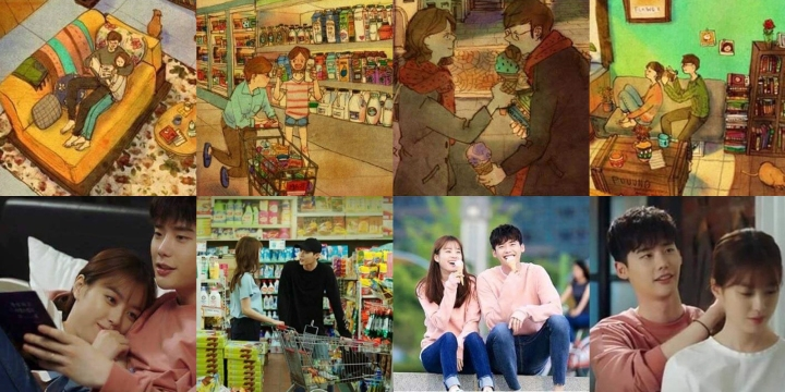 Love Is...di drakor W. Photo credit: Puuung-MBC