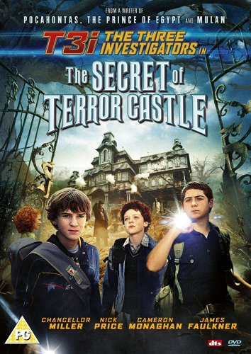 The Three Investigators & The Secret of Terror Castle