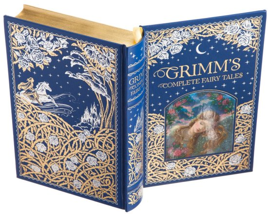 Grimm's Fairy Tales. Photo credit: BookRooks