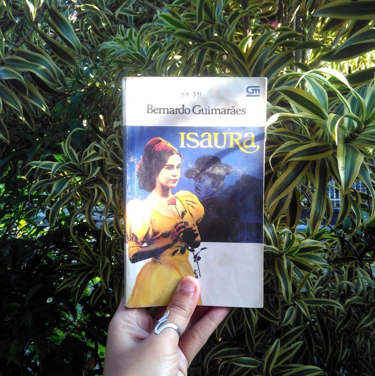 [Review] A Escrava Isaura - Novel Klasik Tentang Perbudakan di Brasil