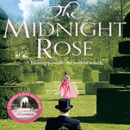 The Midnight Rose. Photo credit: Pan Macmillan