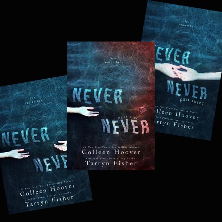 [Review buku] Never Never, Kolaborasi yang Bikin Greget Antara Colleen Hoover & TarrynFisher