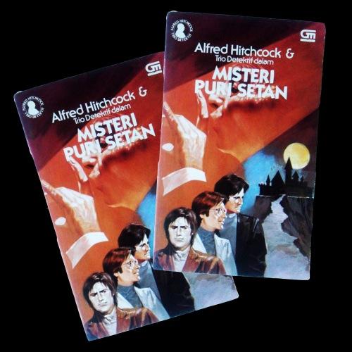 Alfred Hitchcock & Trio Detektif Dalam Misteri Puri Setan (Alfred Hitchcock & Trio Detektif #1)