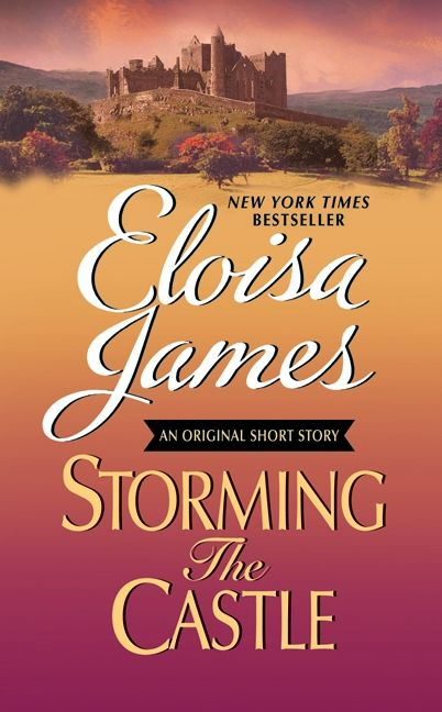 [Review Buku] Storming The Castle (Eloisa James' Fairy Tales #1.5)