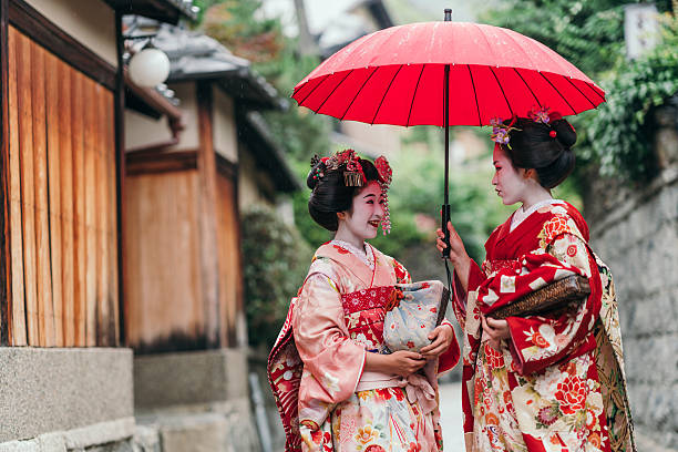 Para geisha di Distrik Gion. Photo credit: iStock