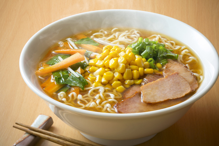 Miso Ramen. Photo credit: Fotolia