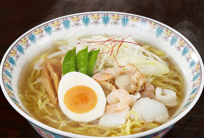Shio Ramen. Photo credit: Fotolia
