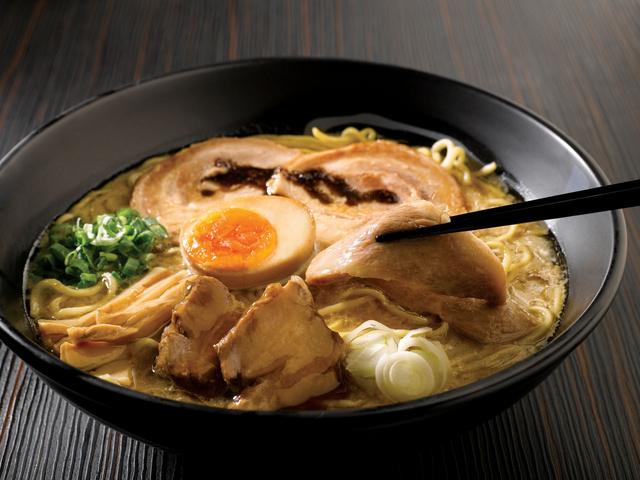 Tonkotsu Ramen. Photo credit: Ramen Wikia Fandom