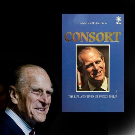 Consort: The Life and Times of Prince Philip. Photo credit: WPA Pool/Getty Images/Amazon