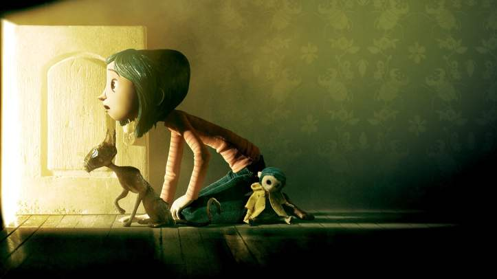 Coraline (Movie). Photo credit: Laika/Pandemonium Films